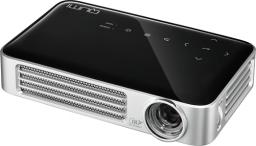 Projektor Vivitek Qumi Q6 czarny LED 1280 x 800px 800lm DLP