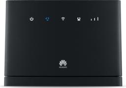 Router Huawei  B315s, 3G/4G, czarny