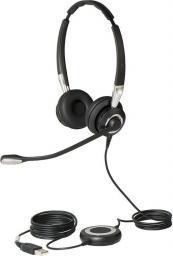Słuchawki z mikrofonem Jabra Biz 2400 II Duo (2499-823-209)