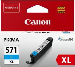 Canon tusz CLI-571XL (cyan)