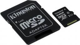 Karta MicroSD Kingston 64GB (SDC10G2/64GB)