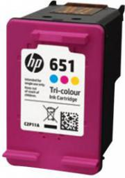 HP tusz C2P11AE nr 651 (color)
