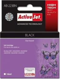 Activejet tusz AB-223BN Supreme / LC223BK (black)