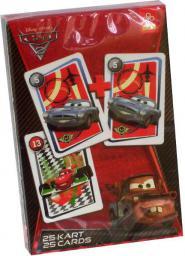 Trefl Karty Piotruś - Cars 2 (08272)
