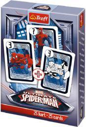 Trefl Karty Piotruś - Spider-man (08451)