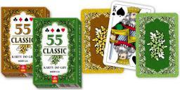 Trefl Karty 55 List. Classic 490 - K14905