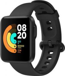 Smartwatch Xiaomi Mi Watch Lite Czarny  (BHR4357GL)
