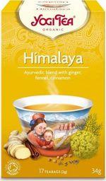 Yogi Tea HERBATKA HIMALAYA BIO (17 x 2 g) - YOGI TEA