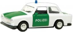 Welly WELLY Trabant Policja 134 - 43654PF