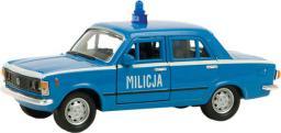 Welly Fiat 125P Milicja 134 - 42399PF