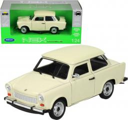 Welly WELLY Trabant 601, kremowy - WE24037