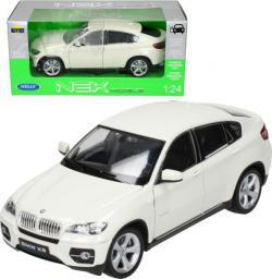 Welly WELLY BMW X6, czerwony - WE24004