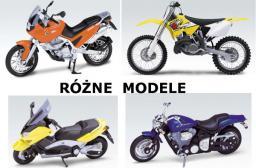 Welly WELLY Modele Motorów w skali 118 - 12144