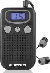 Wzmacniacz słuchawkowy Home Life Magic - Dyskretny wzmacniacz dźwięku w kształcie radia