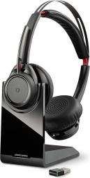 Słuchawki z mikrofonem Plantronics Voyager Focus UC BT B825 (202652-01)