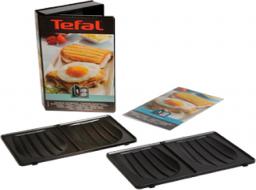 Tefal Płyty do opiekacza do kanapek tostowych + książka (XA800112)