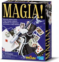 4M Zestaw sztuczek magicznych - 3215