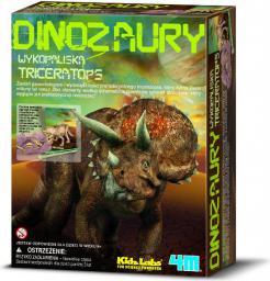 4M Wykopaliska Triceratops - 3228