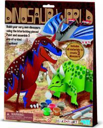 4M Zrób to sam  Świat Dinozaurów - 3823