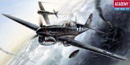 Academy P40MN Warhawk (12465)