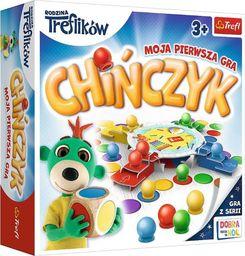 Trefl Gra Chińczyk Moja pierwsza gra Trefliki