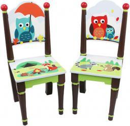 Fantasy Fields F.FIELDS Zaczarowany zestaw 2 krzesełek - TD11740A