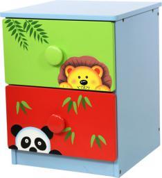 Fantasy Fields F.FIELDS Sunny Safari Komoda 2 szuflady - TM0100A