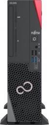 Komputer Fujitsu Celsius J5010, Core i5-10500, 16 GB, Intel UHD Graphics 630, 256 GB M.2 PCIe Windows 10 Pro