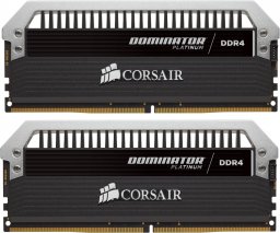 Pamięć Corsair Dominator Platinum, DDR4, 32 GB,3000MHz, CL15 (CMD32GX4M2B3000C15)