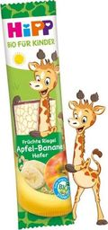 HiPP HiPP Batonik Owsiany z Jabłkiem i Bananem