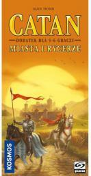 Galakta Catan - Miasta i Rycerze - 5/6 graczy (1250)