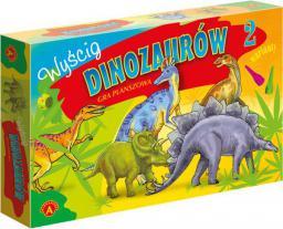 Alexander Gra planszowa Wyścig Dinozaurów (0558)