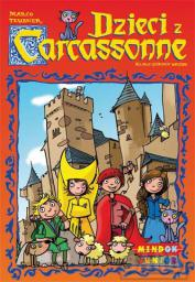 Bard Gra planszowa Dzieci z Carcassonne (0280)