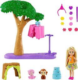Barbie Barbie Chelsea urodziny z niespodzianką (GTM84)