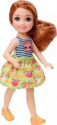 Barbie Lalka Chelsea brunetka (GHV66)