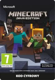 Minecraft Java Edition PC, wersja cyfrowa