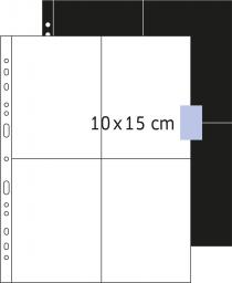 Herma Koszulki na dokumenty 100 x 150 mm / 250 sztuk (7562)