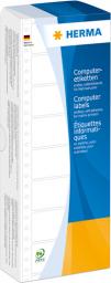 Herma Etykiety do kodów kreskowych, białe 101.6 x 48.4 mm 2000 Szt.