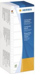 Herma Etykiety do kodów kreskowych, białe 88.9 x 48.4 mm 6000 Szt.
