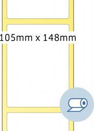 Herma Rolka etykiet 105 x 148.5mm / 1000 sztuk (4095)