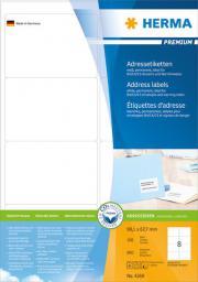 Herma Etykiety adresowe A4, 800 sztuk (4269)