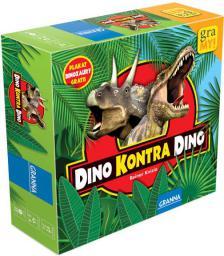 Granna Gra planszowa Dino Contra Dino