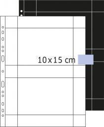 Herma Koszulki na dokumenty 100 x 150 mm / 2500 sztuk (7563)