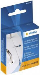 Herma samoprzylepne etykiety 500x, przezroczysty- 5898