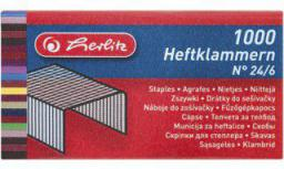 Herlitz Zszywki 24/6 (8760514)
