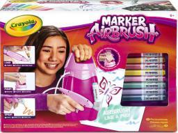 Crayola CRAYOLA Marker Airbrush dla dziewczynek - 04-8732