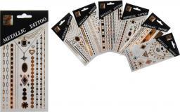 Stnux STNUX Tatuaże metaliczne - STN-14-10
