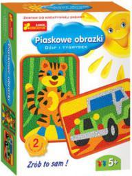 Ranok RANOK Dżip i tygrysek - 15100073