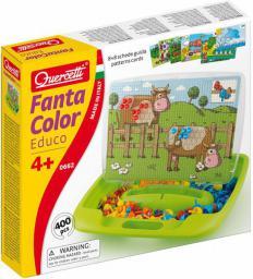 Quercetti QUERCETTI Fanta Color Educo z walizką - 0662