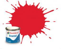Humbrol Farba Nr19 Bright Red 14ml - AA0206